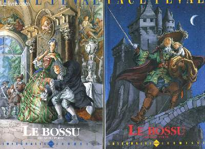 LE BOSSU EN 2 TOMES