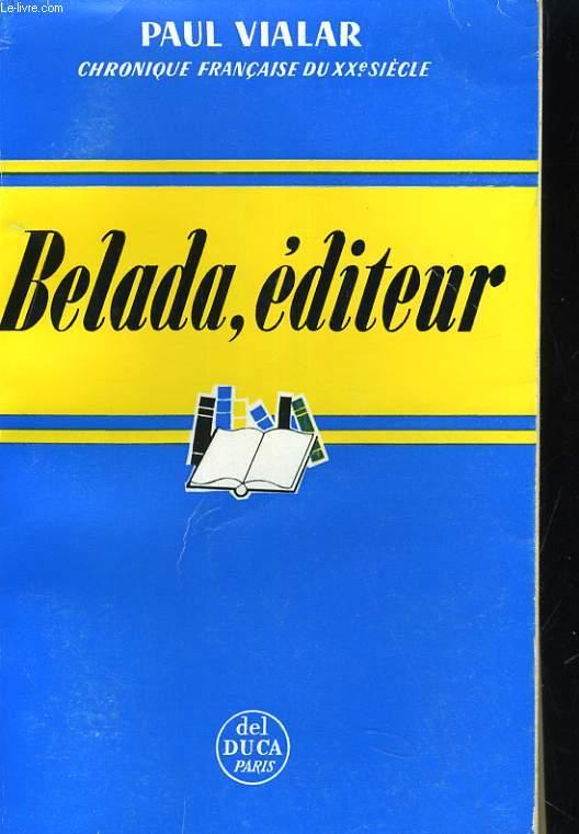 BELADA, EDITEUR
