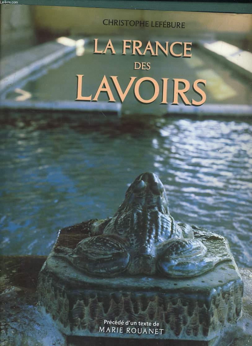 LA FRANCE DES LAVOIRS