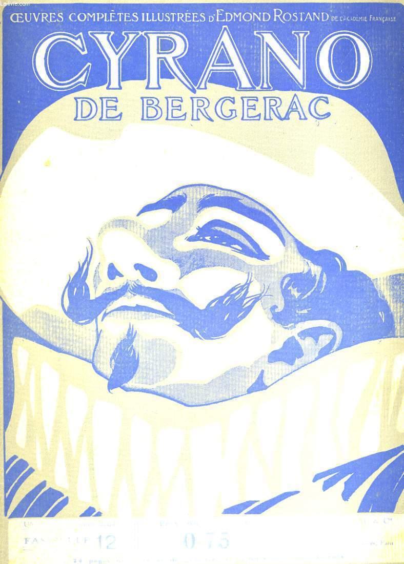 CYRANO DE BERGERAC FASCICULE N° 12.