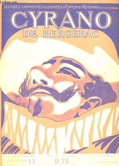CYRANO DE BERGERAC FASCICULE N° 13. CINQUIEME ACTE