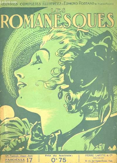 LES ROMANESQUES FASCICULE N° 17. DEUXIEME ACTE