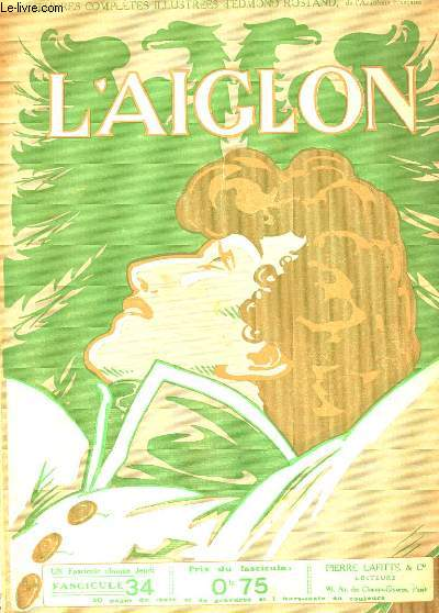 L'AIGLON FASCICULE N°  34. CINQUIEME ACTE
