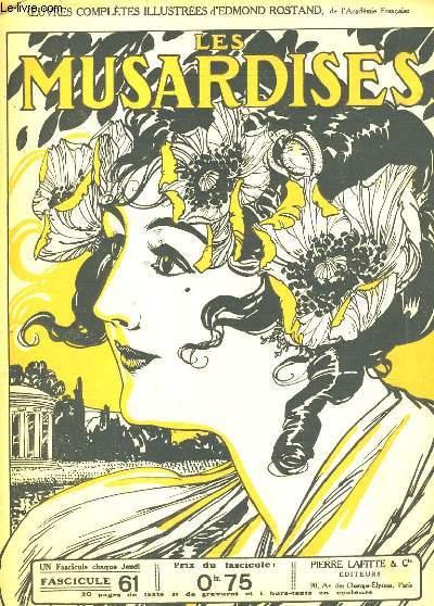 LES MUSARDISES FASCICULE N° 61.