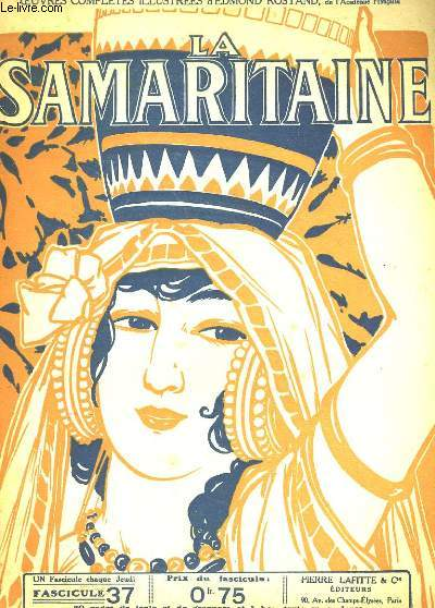 LA SAMARITAINE FASCICULE N° 37