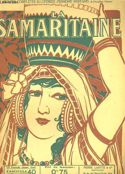 LA SAMARITAINE FASCICULE N° 40