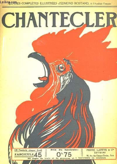 CHANTECLER FASCICULE N° 45