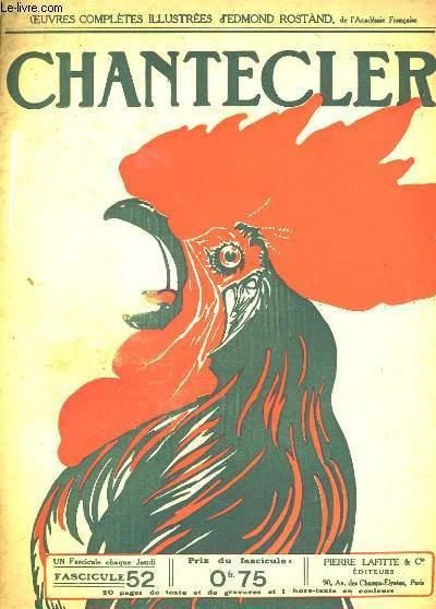 CHANTECLER FASCICULE N° 52