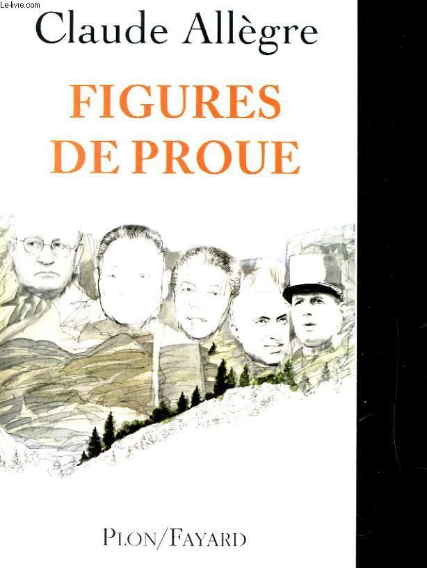 FIGURES DE PROUE