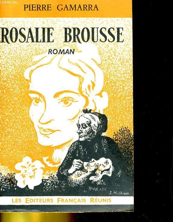 ROSALIE BROUSSE. ROMAN