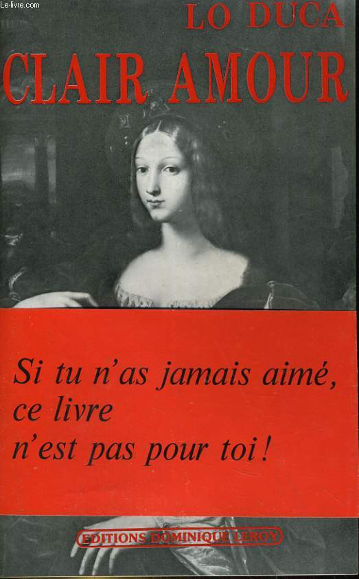 CLAIR AMOUR