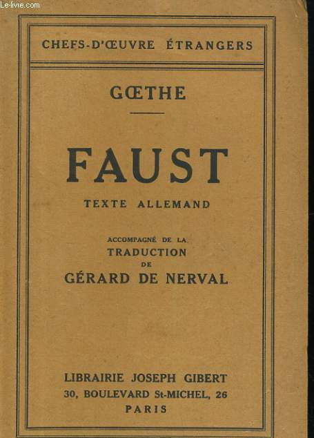 faust deutsch