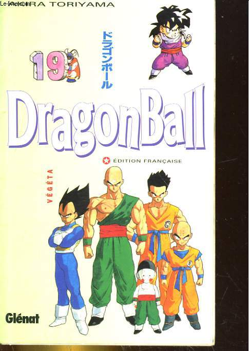 DRAGON BALL N°19.