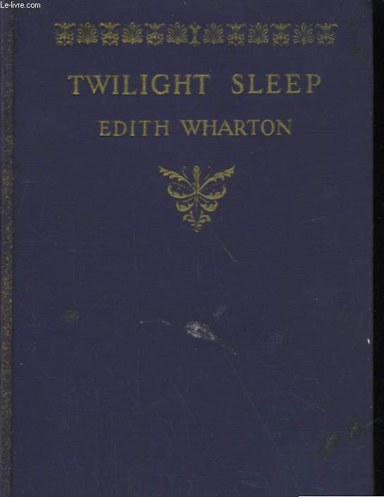 TWILIGHT SLEEP