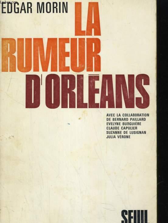 LA RUMEUR D'ORLEANS