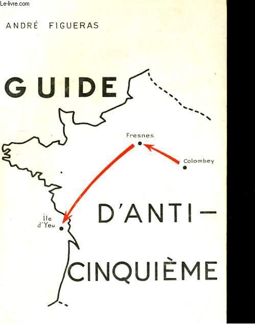 GUIDE D'ANTI-CINQUIEME