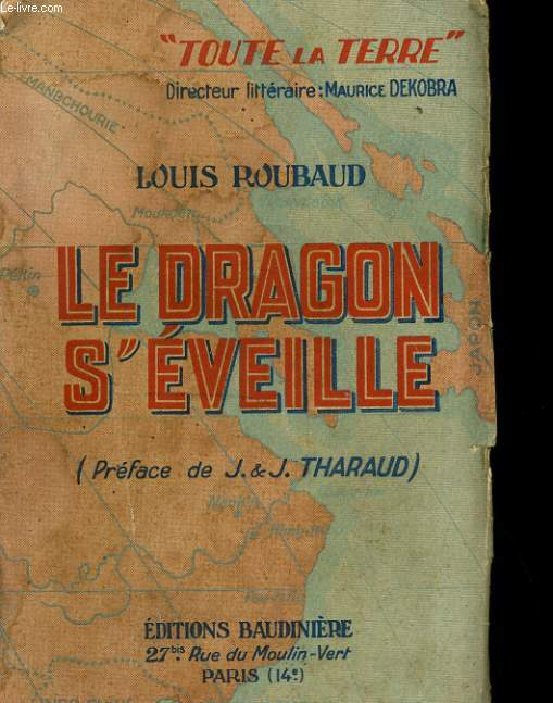 LE DRAGON S'EVEILLE
