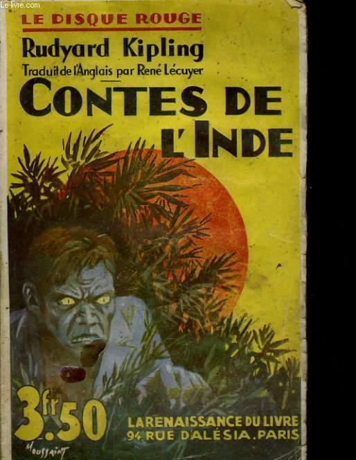 CONTES DE L'INDE