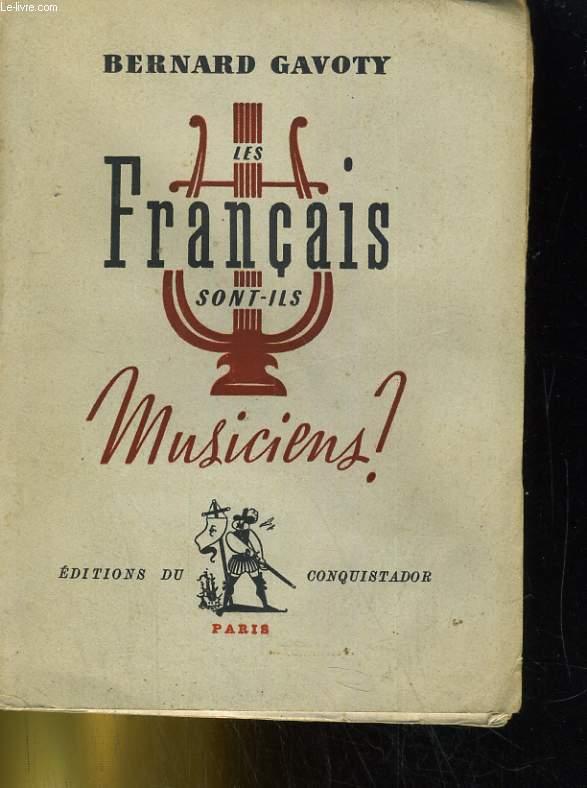 LES FRANCAIS SONT-ILS MUSICIENS?