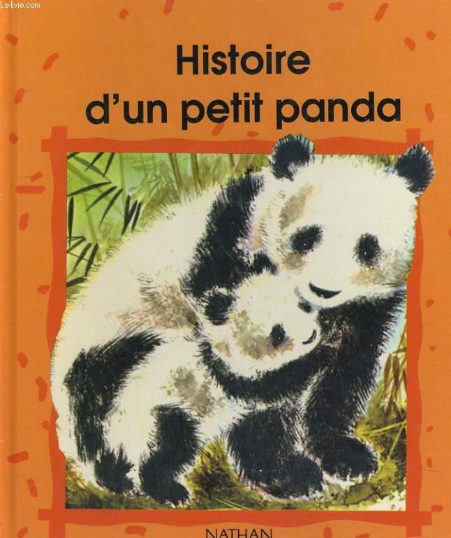 HISTOIRE D'UN PETIT PANDA