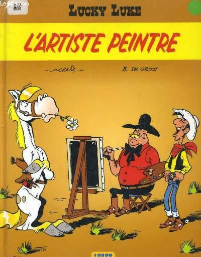 LUCKY LUKE. L'ARTISTE PEINTRE