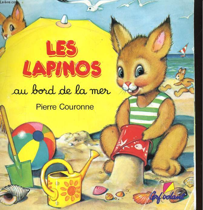 LES LAPINOS  AU BORD DE LA MER