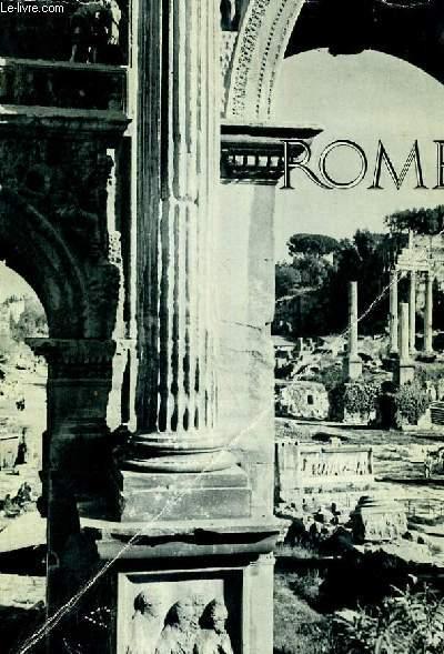 ROME. LA CAMPAGNE ROMAINE ET L'OMBRIE