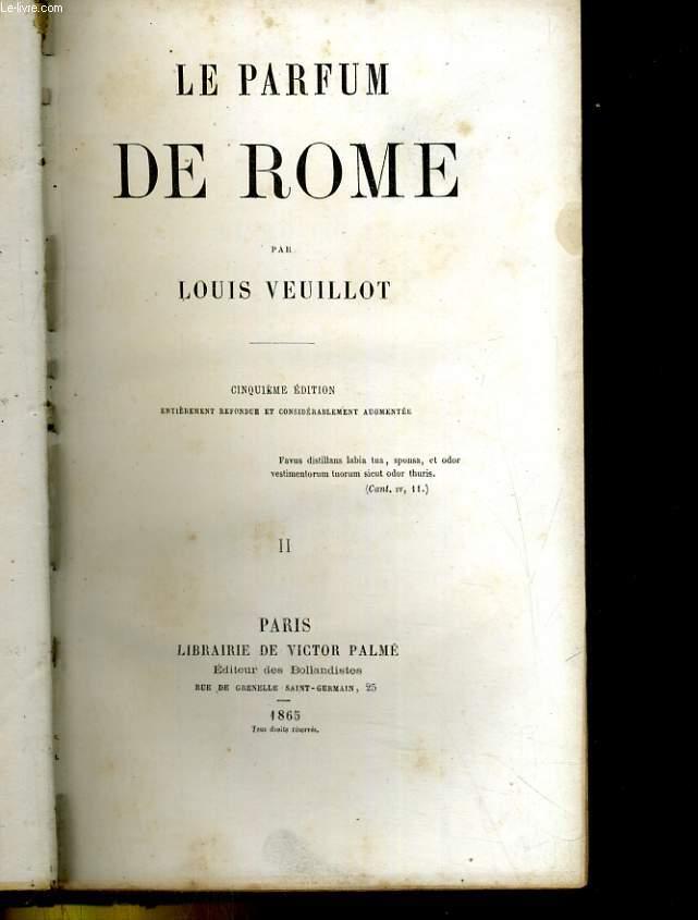 LE PARFUM DE ROME II