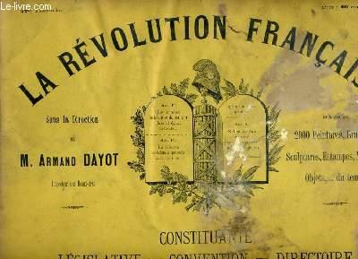 LA REVOLUTION FRANCAISE 27me FASCICULE.