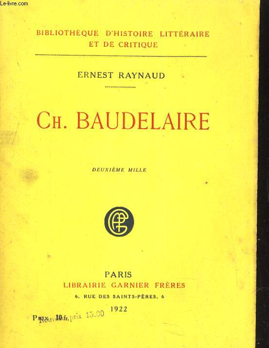 CH. BAUDELAIRE