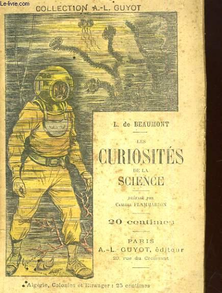 LES CURIOSITES DE LA SCIENCE