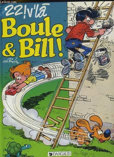 22! V'LA BOULE & BILL!
