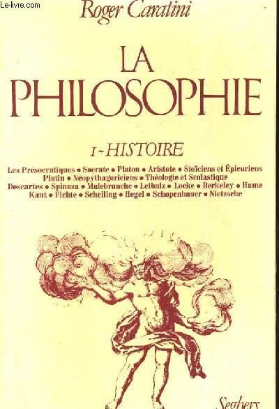 LA PHILOSOPHIE TOME1 HISTOIRE TOME 2 THEMES