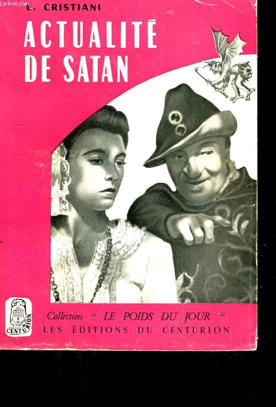 ACTUALITE DE SATAN