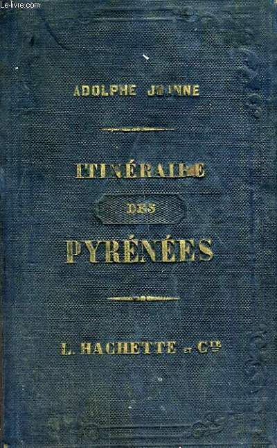 ITINERAIRE DES PYRENEES