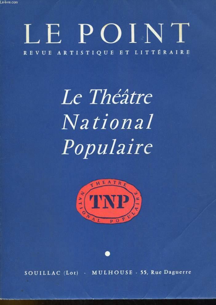 LE THEATRE NATIONAL POPULAIRE