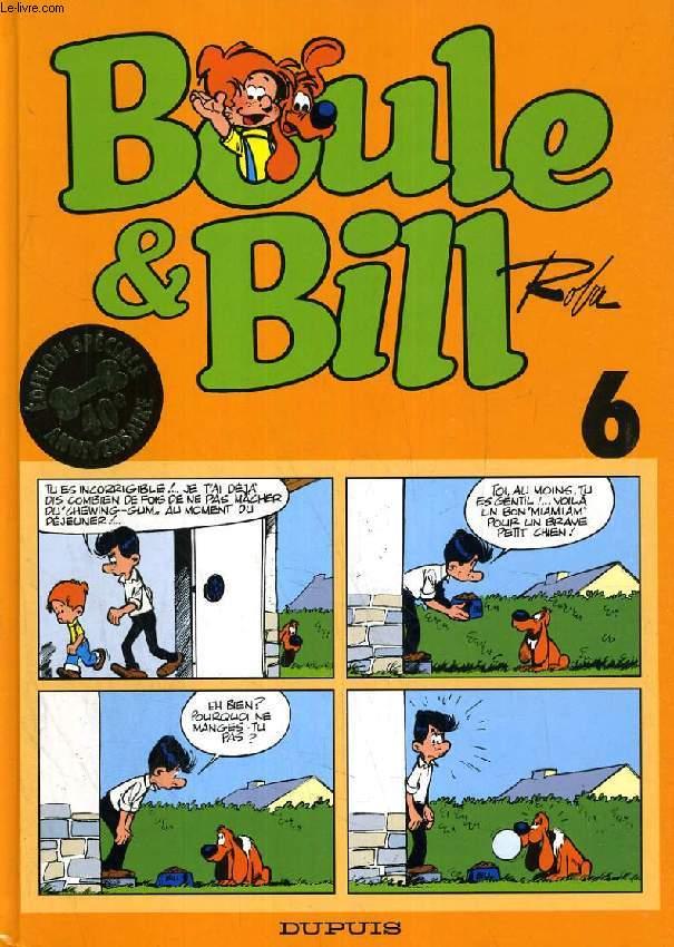 BOULE & BILL, N °6