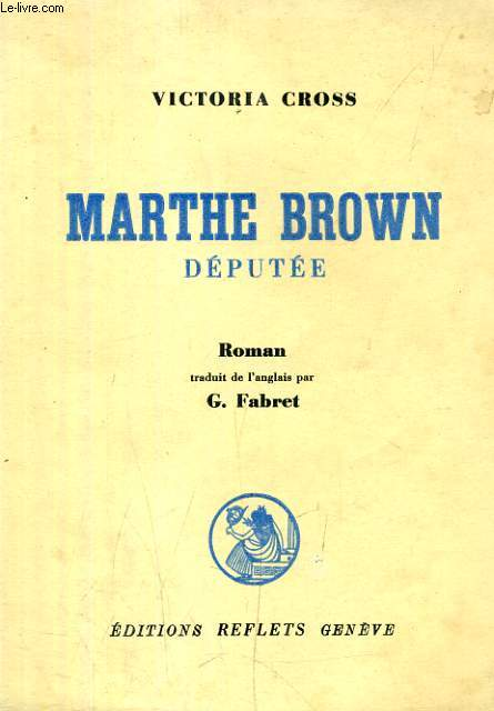 MARTHE BROWN DEPUTEE