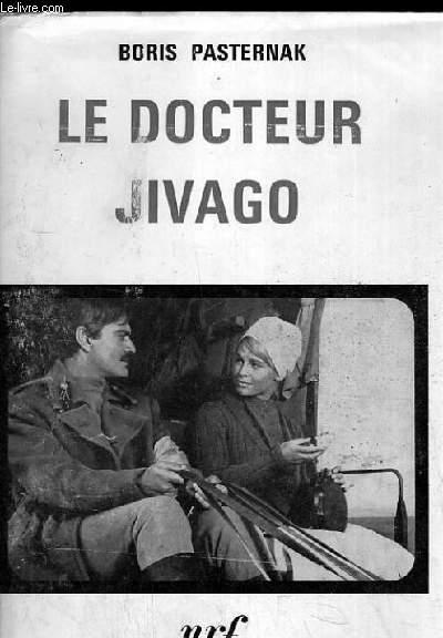 LE DOCTEUR JIVAGO / COLLECTION DU MONDE ENTIER.