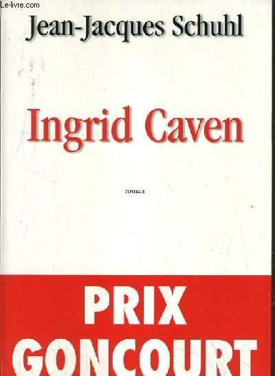 ANGRID CAVEN.