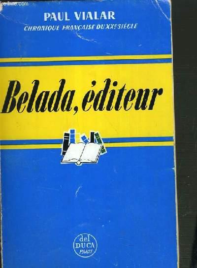 BELADA, EDITEUR.