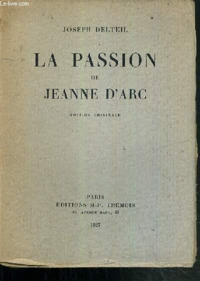 LA PASSION DE JEANNE D'ARC.