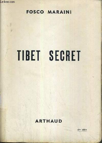 TIBET SECRET (SEGRETO TIBET) / COLLECTION EXPLORATION.