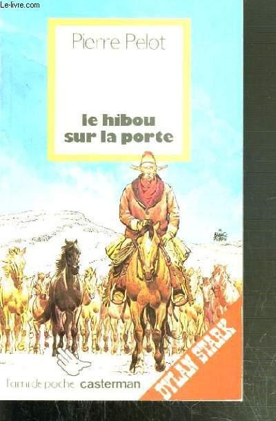 LE HIBOU SUR LA PORTE.