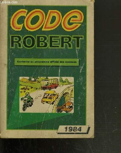CODE ROBERT.