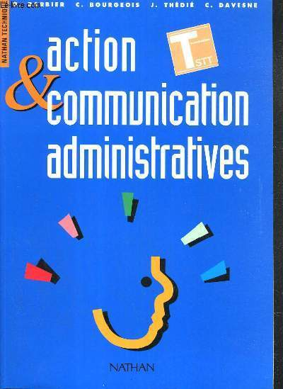 ACTION & COMMUNICATION ADMINISTRATIVE - TERMINALES STT.