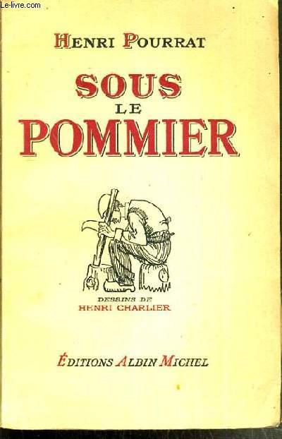 SOUS LE POMMIER.