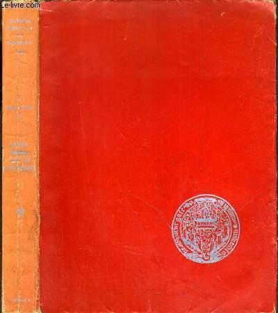 BEARN, BIGORRE, COTE ET PAYS BASQUES - JOURNEE MEDICALE DE BORDEAUX 1960.
