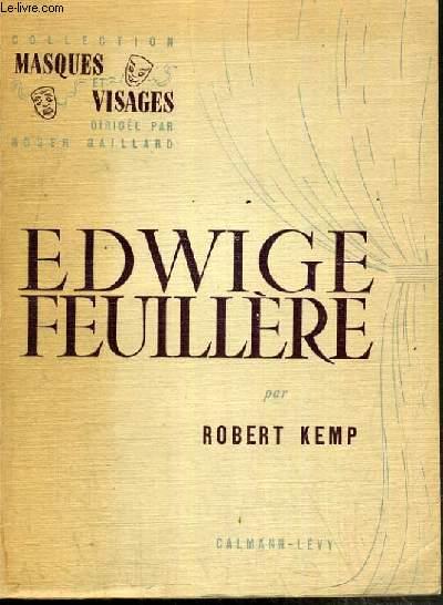 EDWIGE FEUILLERE / COLLECTION MASQUES ET VISAGES.