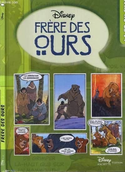 FRERE DES OURS - LE BD DU BILM